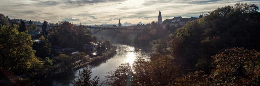 Landschaft bei Bern